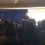 Joseph O'Connor at the Listowel Writers' Festival